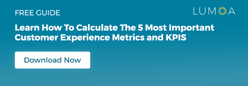 Learn how to calculate the most popular customer experience metrics and KPI