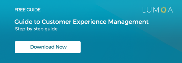 Guide to improve customer experience